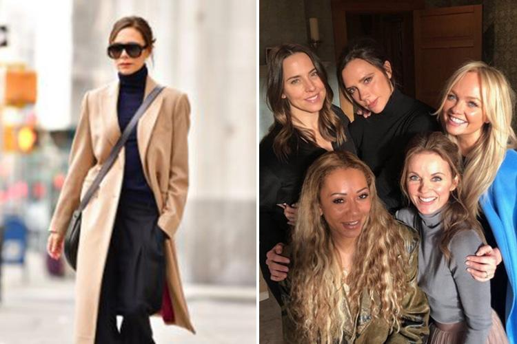 Victoria Beckham announces she's NOT going on tour with the Spice Girls this summer