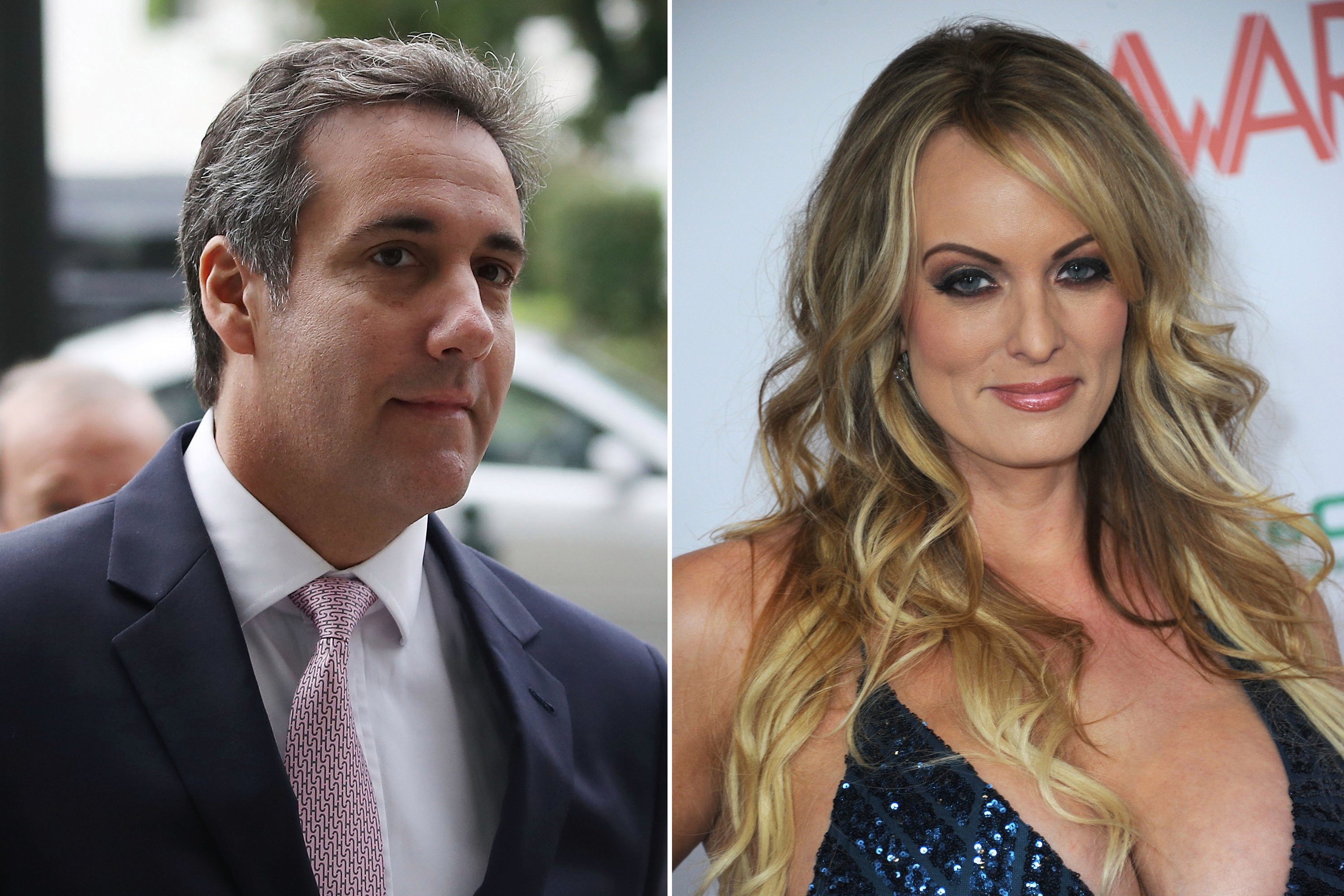 Trump's lawyer admits paying $130K to Stormy Daniels