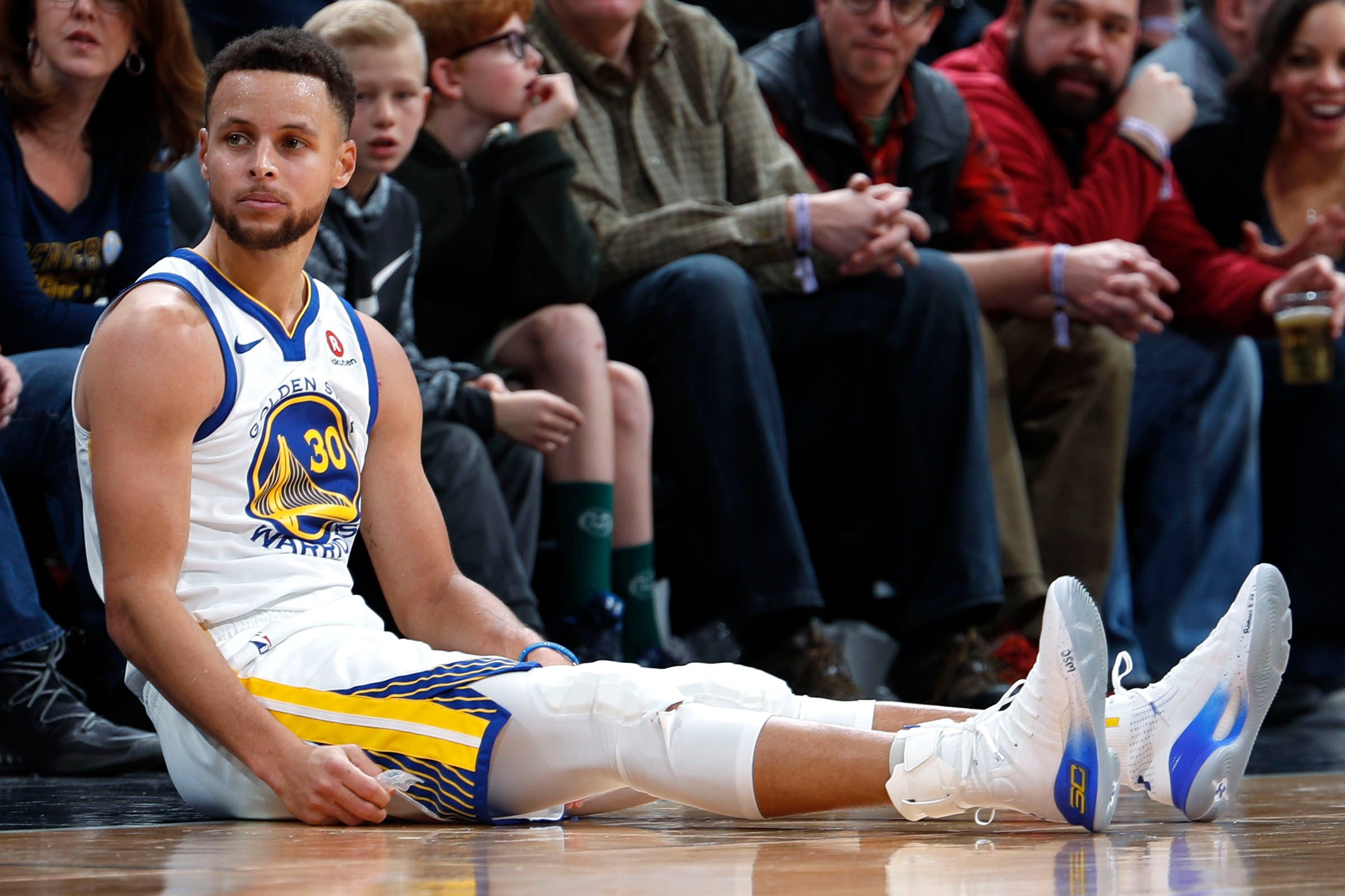 Warriors fall to a team they should always beat but don't