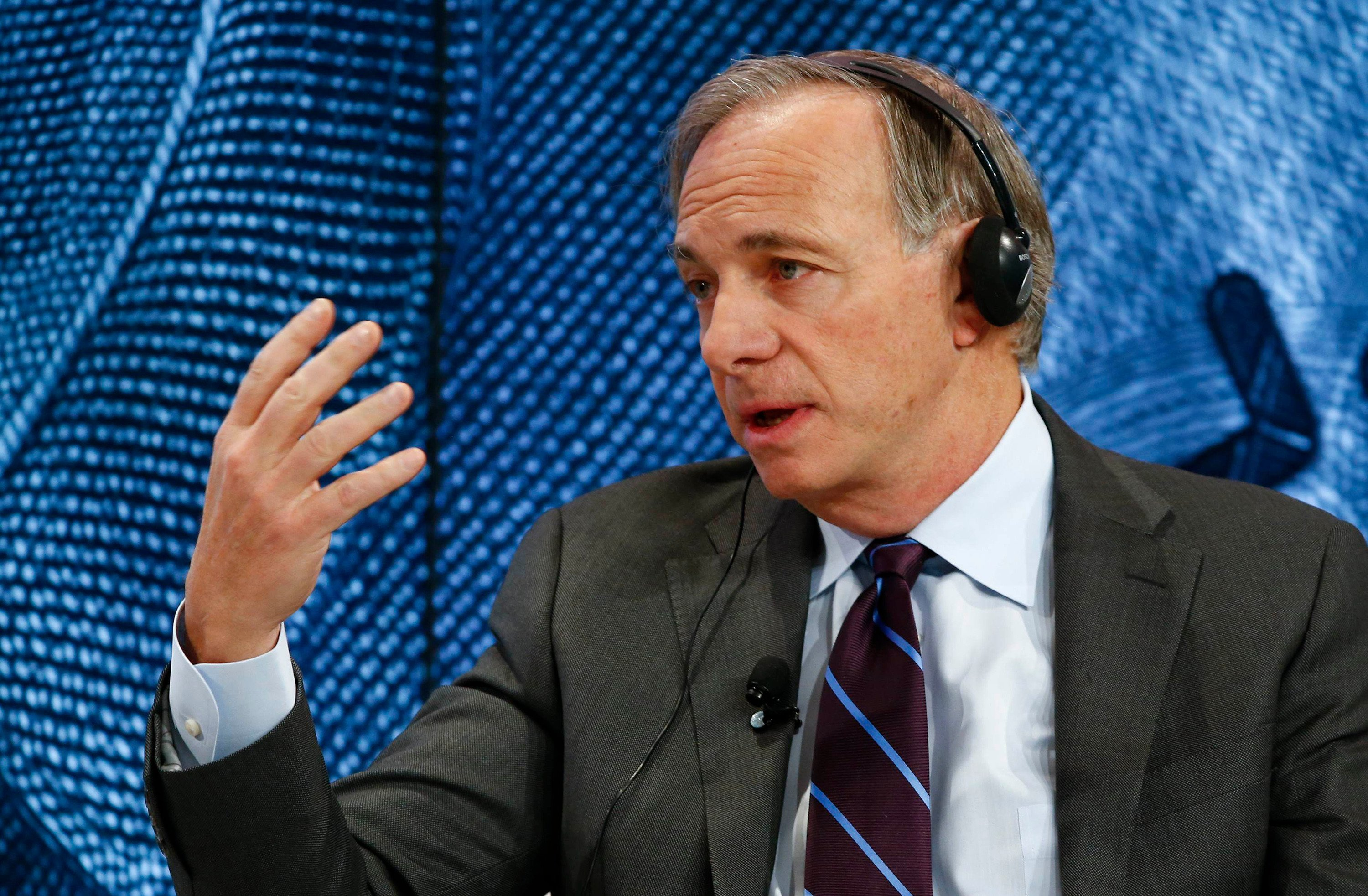Ray Dalio sees 70 percent chance of US recession by 2020