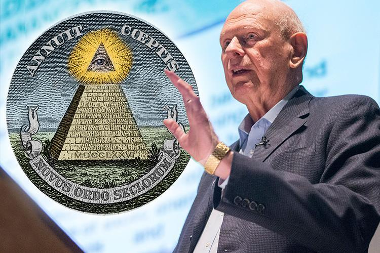 The Illuminati is REAL and refuses to stop climate change because it is invested so heavily in oil, ex Canadian minister says