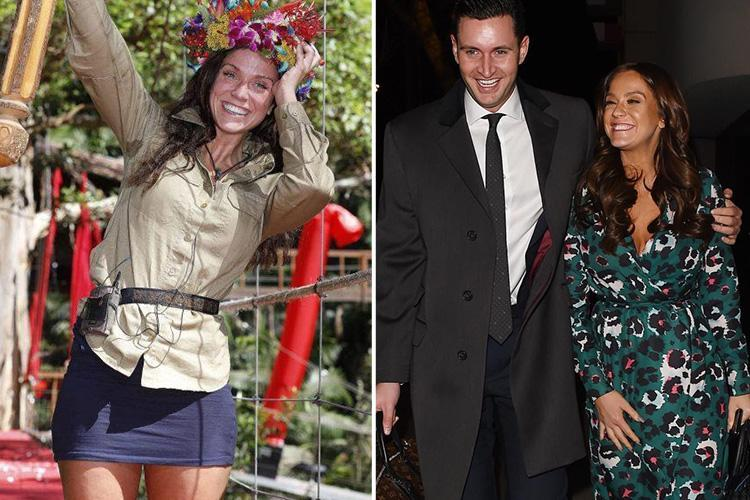 Vicky Pattison enters the Australian I'm A Celebrity jungle three years after winning UK version as she reveals the REAL reason she's postponed her wedding