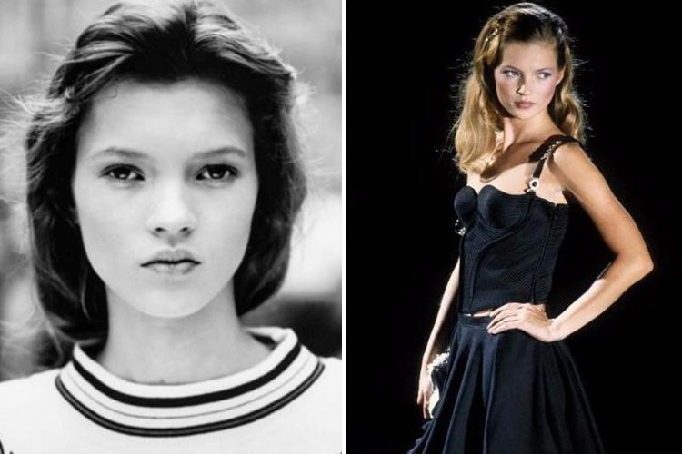 Kate Moss says she 'felt like the bee's knees' when she lost her virginity aged 14 – days before she was scouted by modelling agent