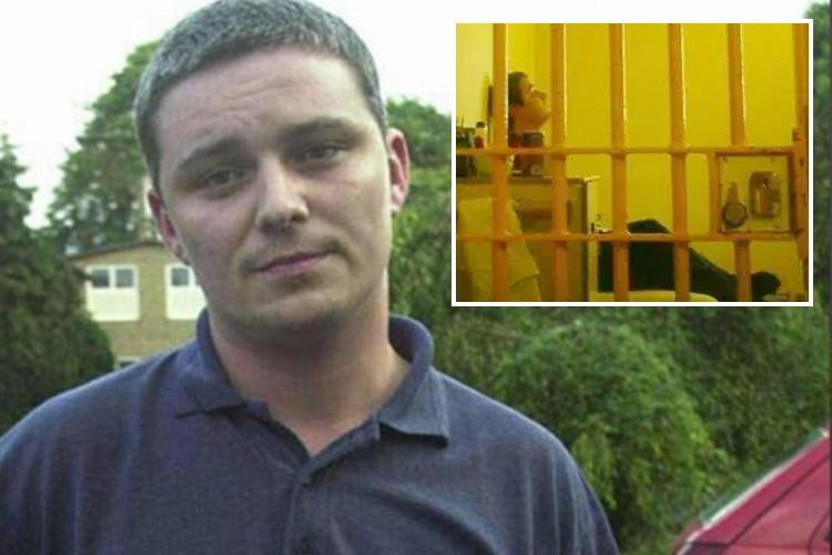 Soham killer Ian Huntley moans about missing booze, cuddles with a girlfriend and says he's bored of playing video games