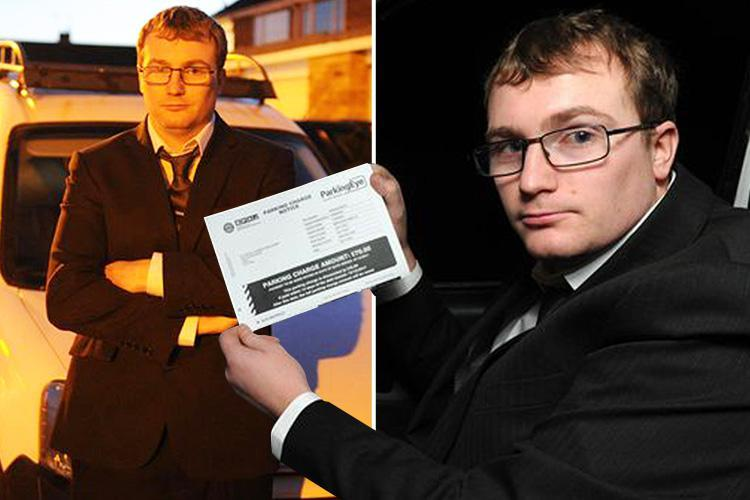 Driver's fury after conmen clone his number plate – and he gets parking fines 130 MILES away