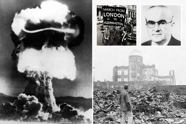 We all grew up fearing that atomic bombs would cause a 'nuclear winter'… it turns out even that was Russian FAKE NEWS