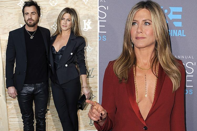 Jennifer Aniston won't give 'proud' Justin Theroux any of her £100m fortune in divorce after they signed ironclad prenup