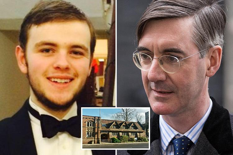 Tory students 'groped women and taunted locals' at boozy Oxford club after downing 43 glasses of port