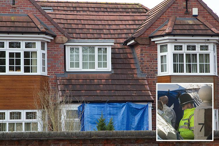 Wife, 38, 'murdered in possible botched burglary' in Wolverhampton as husband and stepkids discover her fatally injured after school