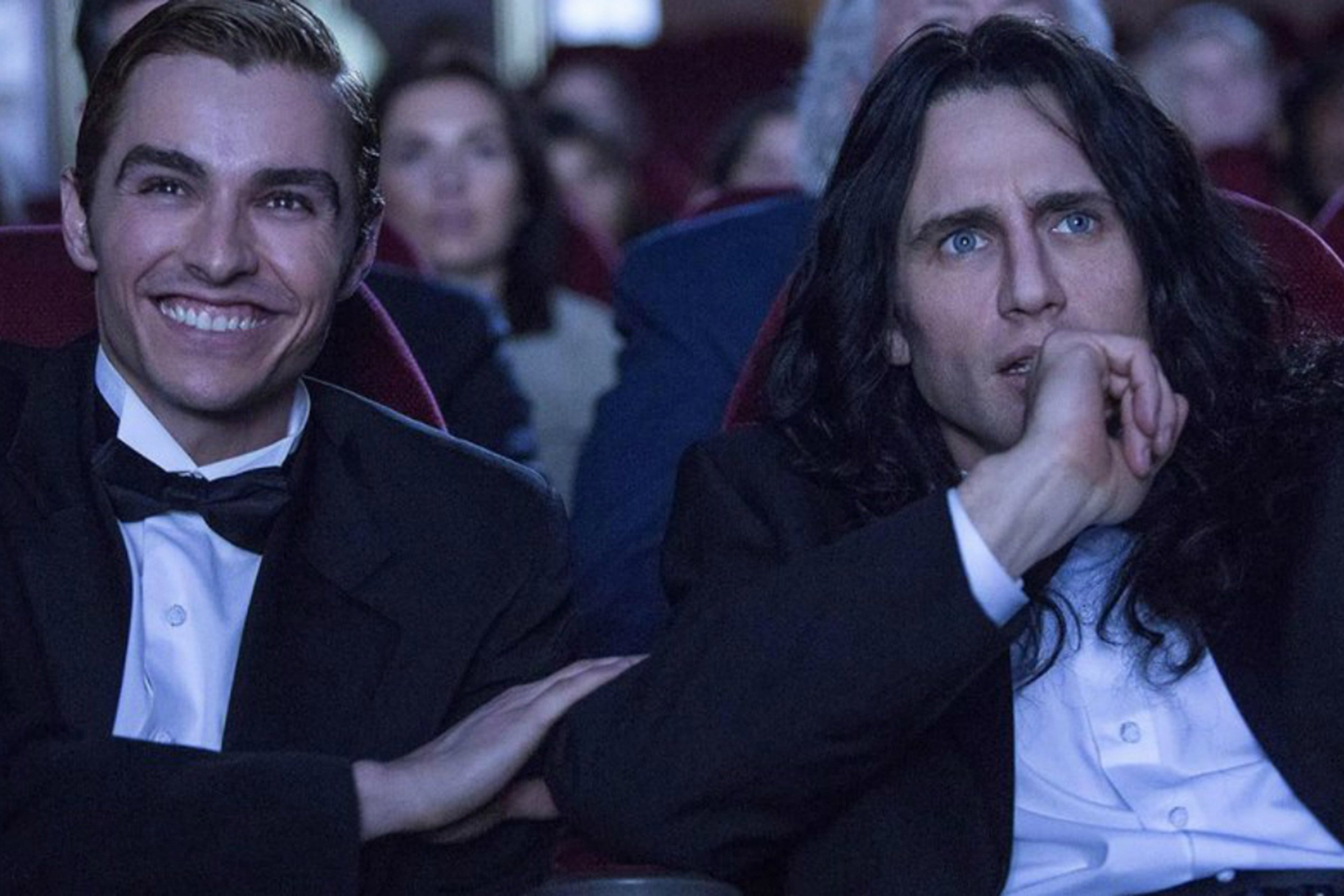 Oscar-nominated Disaster Artist writers on Tommy Wiseau's entrance