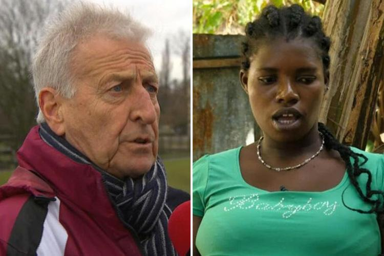 Haitian woman claims shamed Oxfam ex-director seduced her when she was 17
