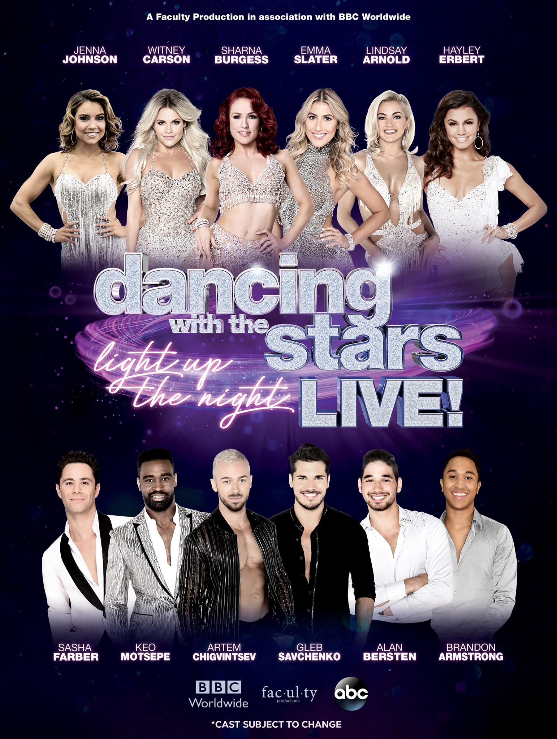 Dancing With the Stars Live tour bus involved in car accident