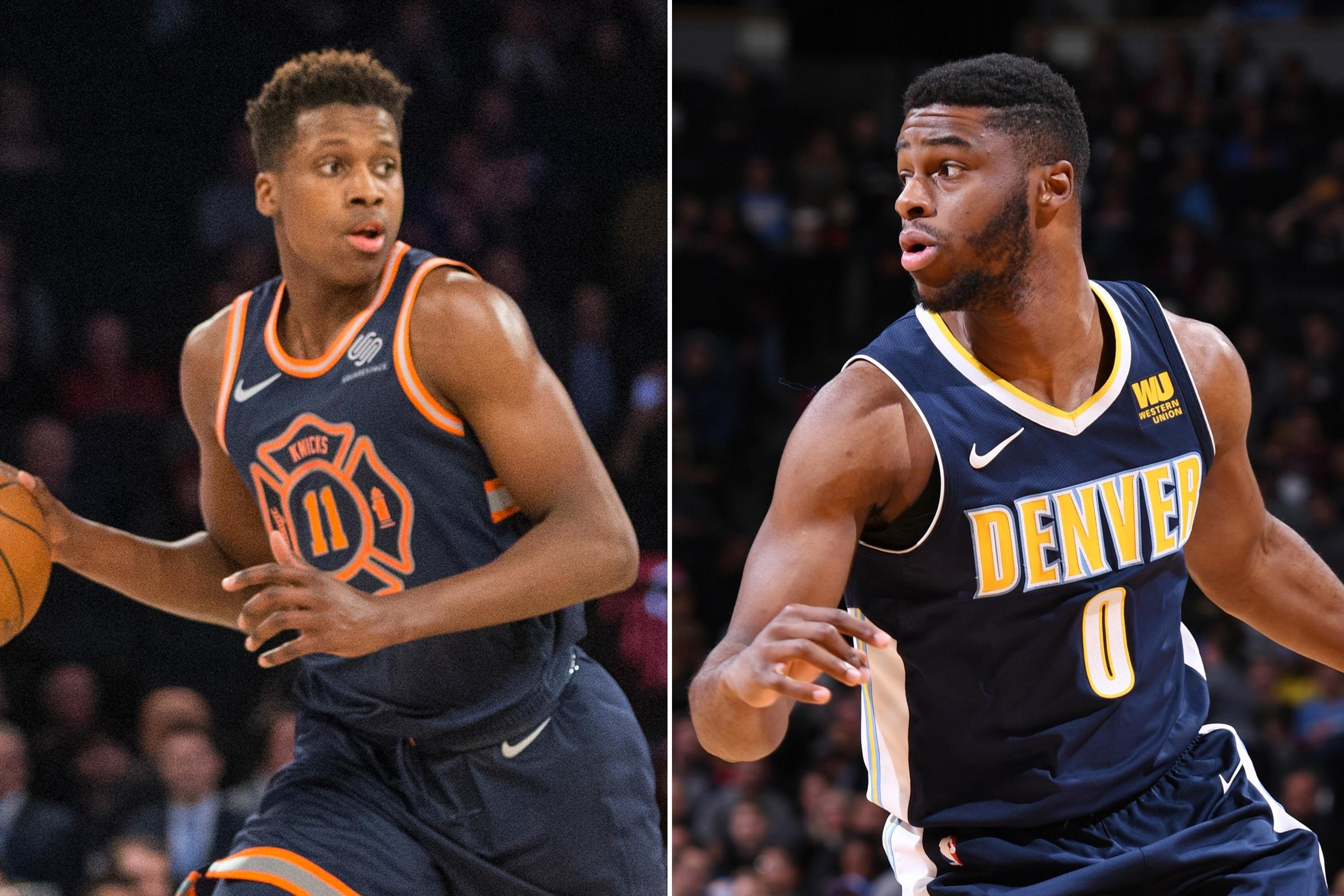 Knicks' Emmanuel Mudiay speaks — and not just in English