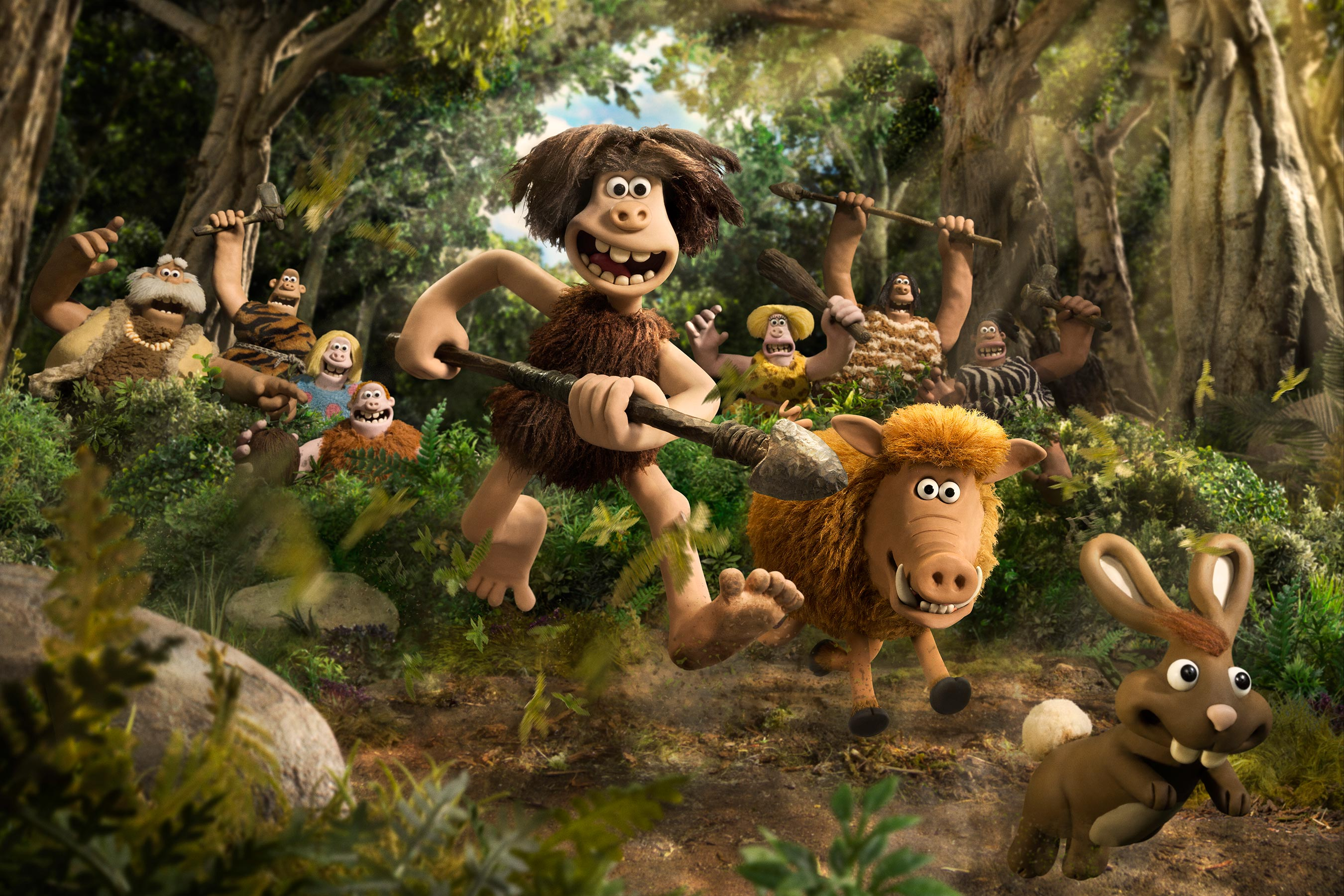 Early Man review: Stop-motion film is no king of the Stone Age