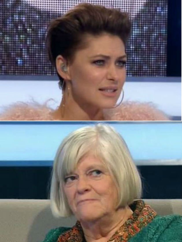 Celebrity Big Brother fans cringe at Emma Willis' VERY awkward Ann gaffe