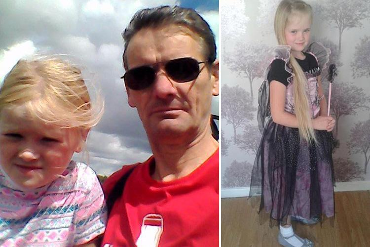 Dad of Mylee Billingham, 8, charged with her murder