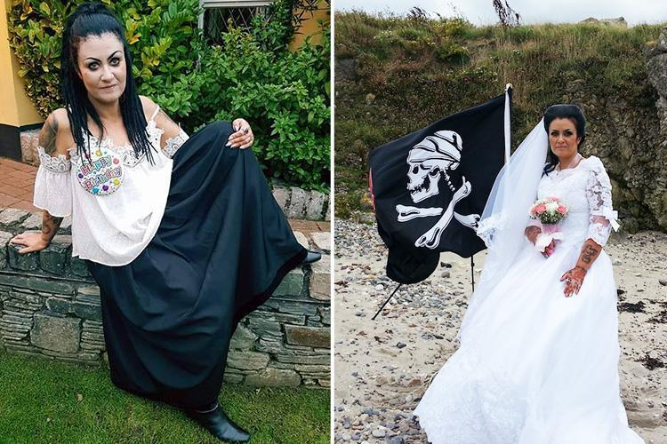 Woman who married a 300-year-old pirate ghost shares her top tips for having SEX with a spirit