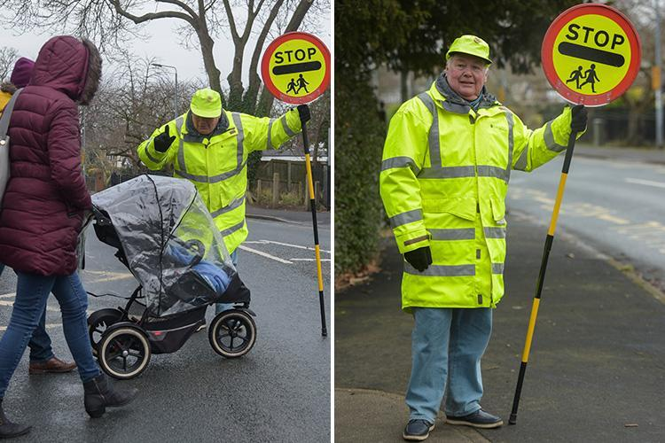 Lollipop man quits 'after council told him high-fiving kids could be seen as GROOMING'