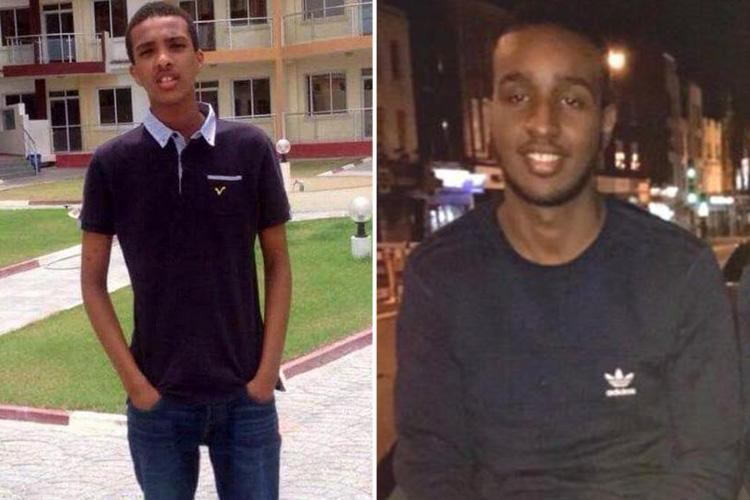 Camden stabbing victim, 20, 'third person murdered in his family' as he is killed 90 minutes after teen was seen dying in the street by own mum