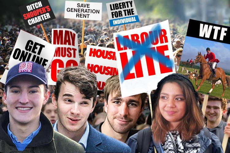 These young Tory voters demand that the PM builds houses, bans fox hunting and names a date to quit – or she'll lose a generation to Corbyn