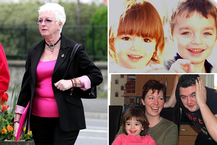 Mum's agony after grief-stricken husband and two sons kill themselves in the years after speeding biker mowed down first son, 7