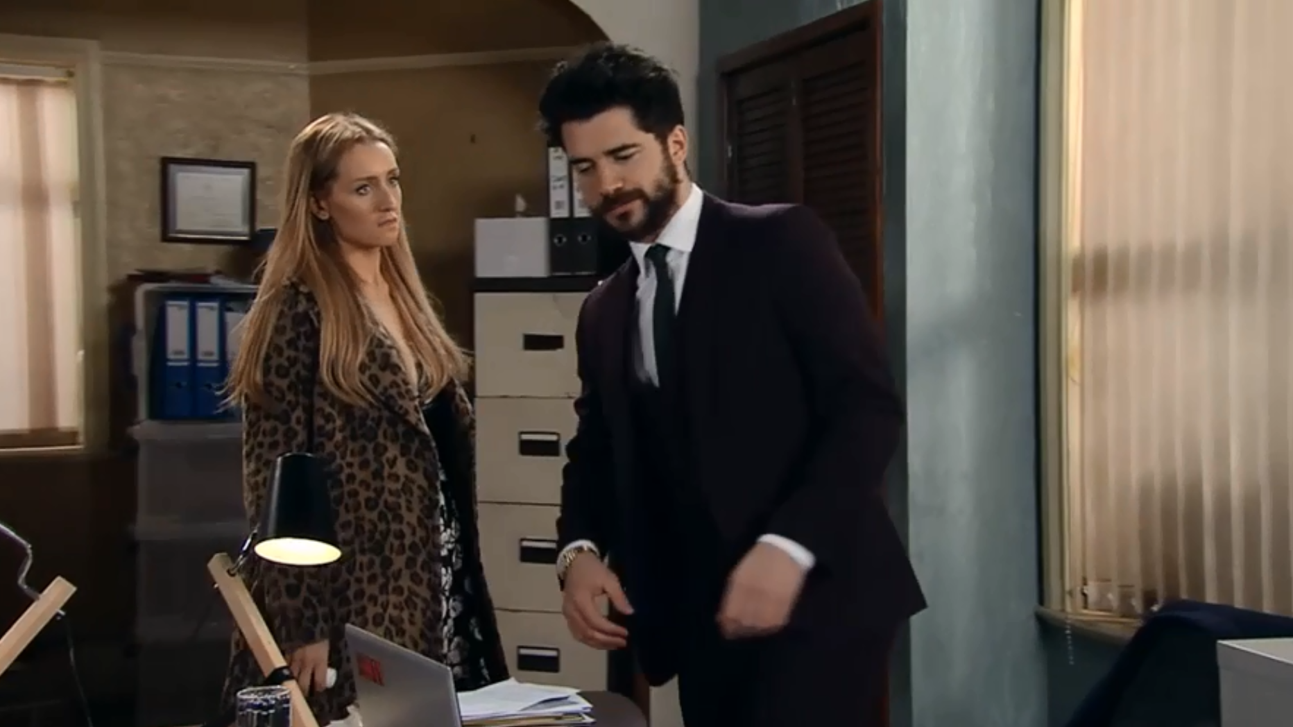 Coronation Street's Eva Price horrified as she discovers Adam Barlow's sick scheme to destroy Billy Mayhew
