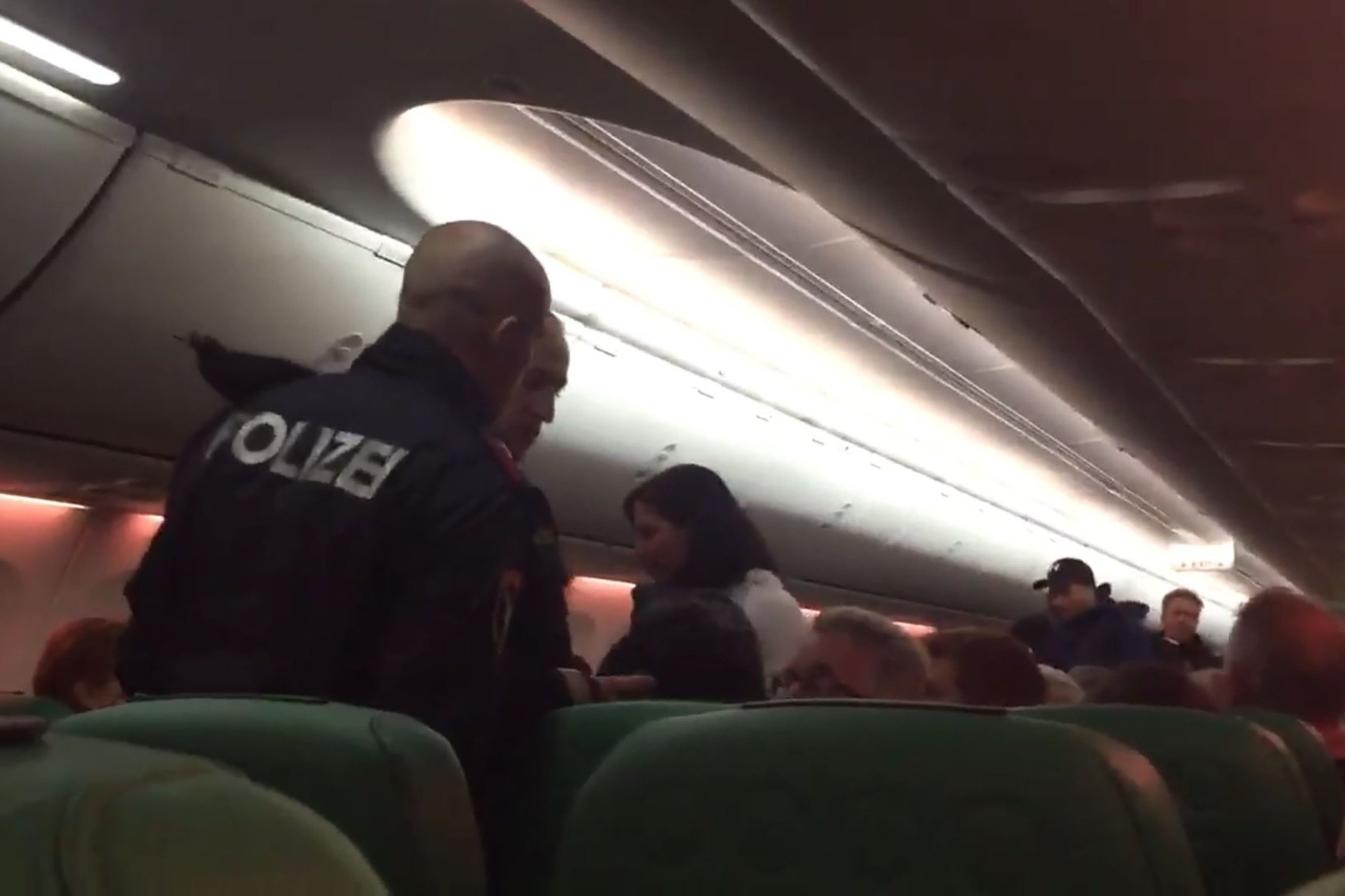 Farty passenger forces flight to make emergency landing