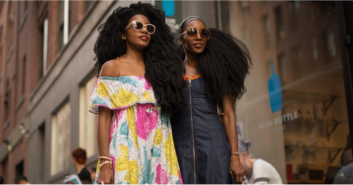 If You Don't Know These Street Style Twins, You're Definitely Missing Out
