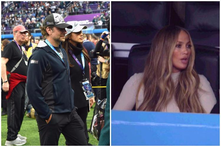 Super Bowl 2018 – Bradley Cooper and JLo among stars at NFL glamour tie