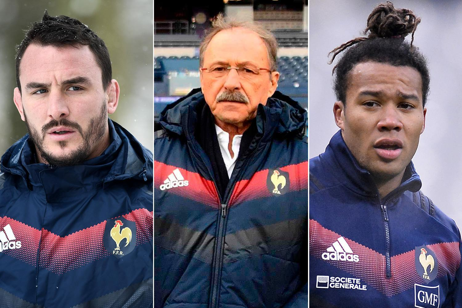 Six Nations 2018: France drop EIGHT stars from Six Nations squad including Teddy Thomas after sex assault allegations