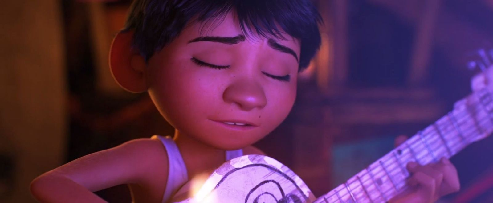 Listen to Coco's Oscar-nominated song 'Remember Me'