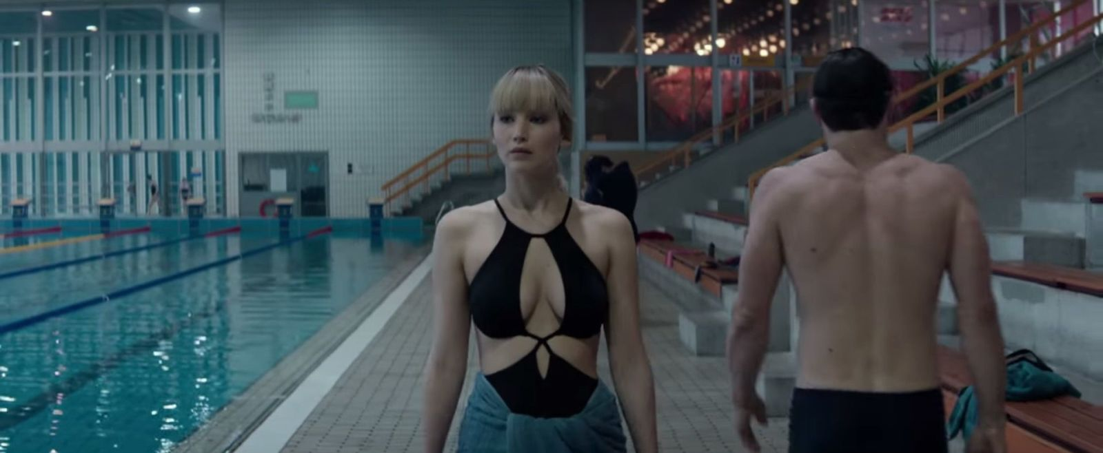 Jennifer Lawrence Says Naked Red Sparrow Scenes Were An Actual Nightmare