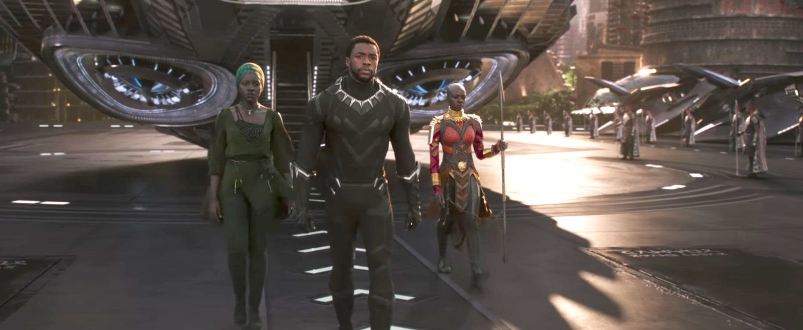 Marvel's Black Panther first reviews
