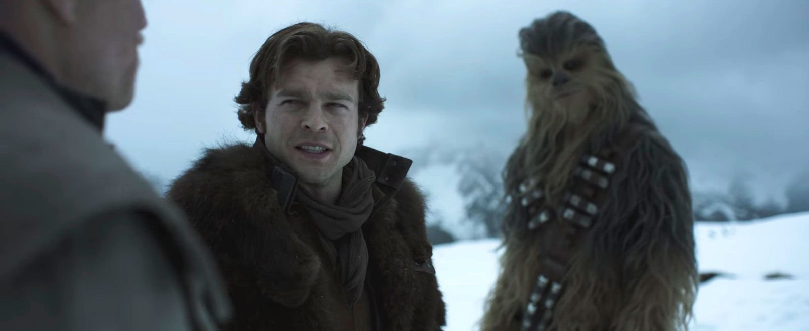 Solo: A Star Wars Story was inspired by a bizarre mix of movies