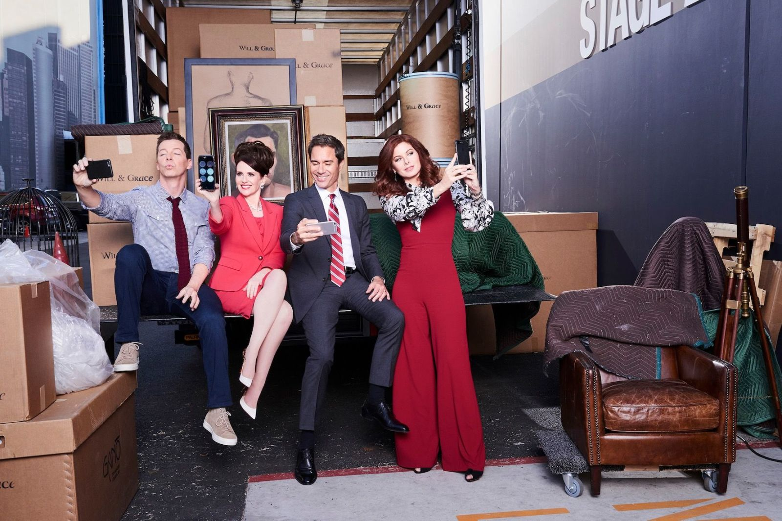 "Will & Grace stars confirm there's ""talk"" of doing more after season 10"