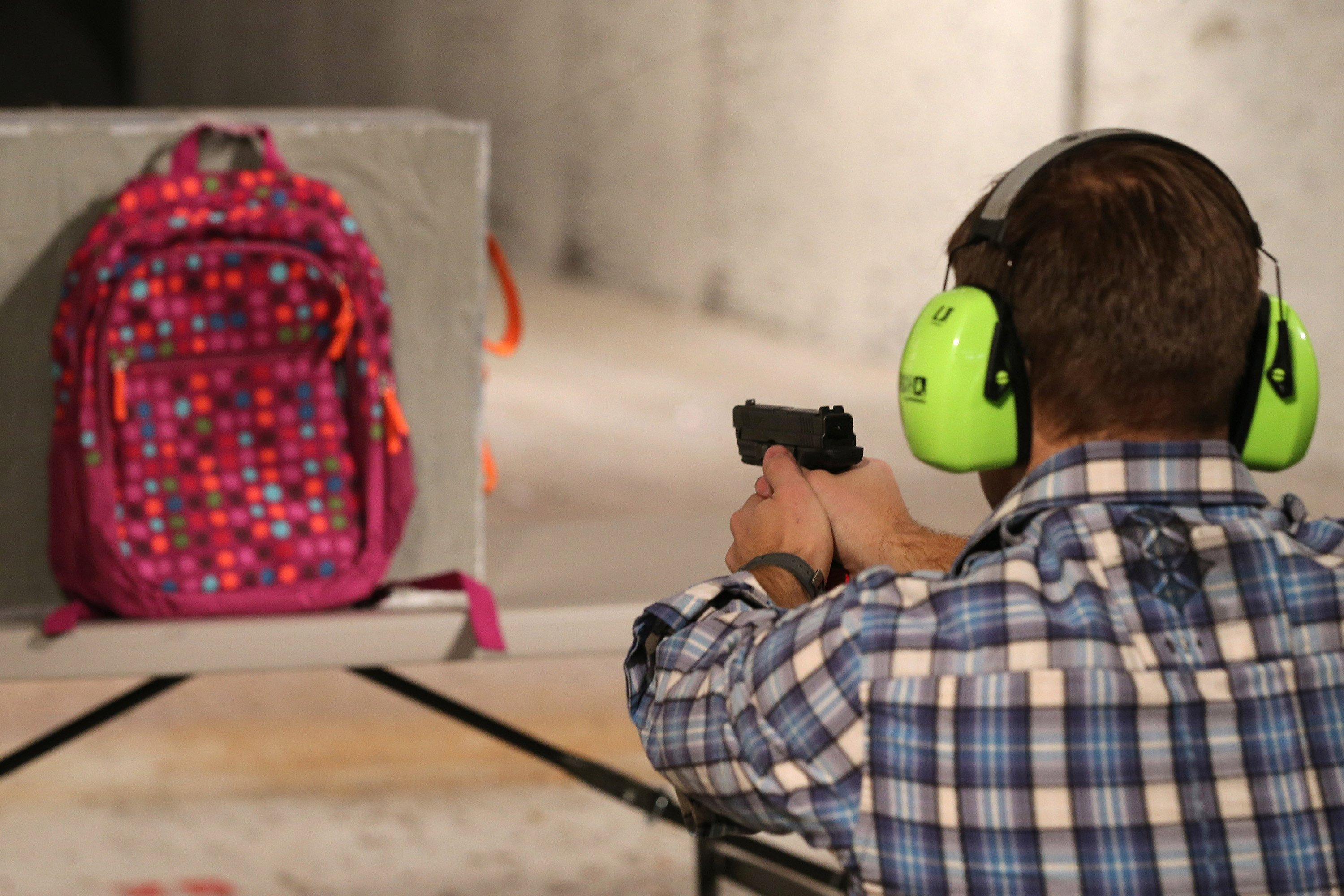 Bulletproof backpacks are not a long-term solution