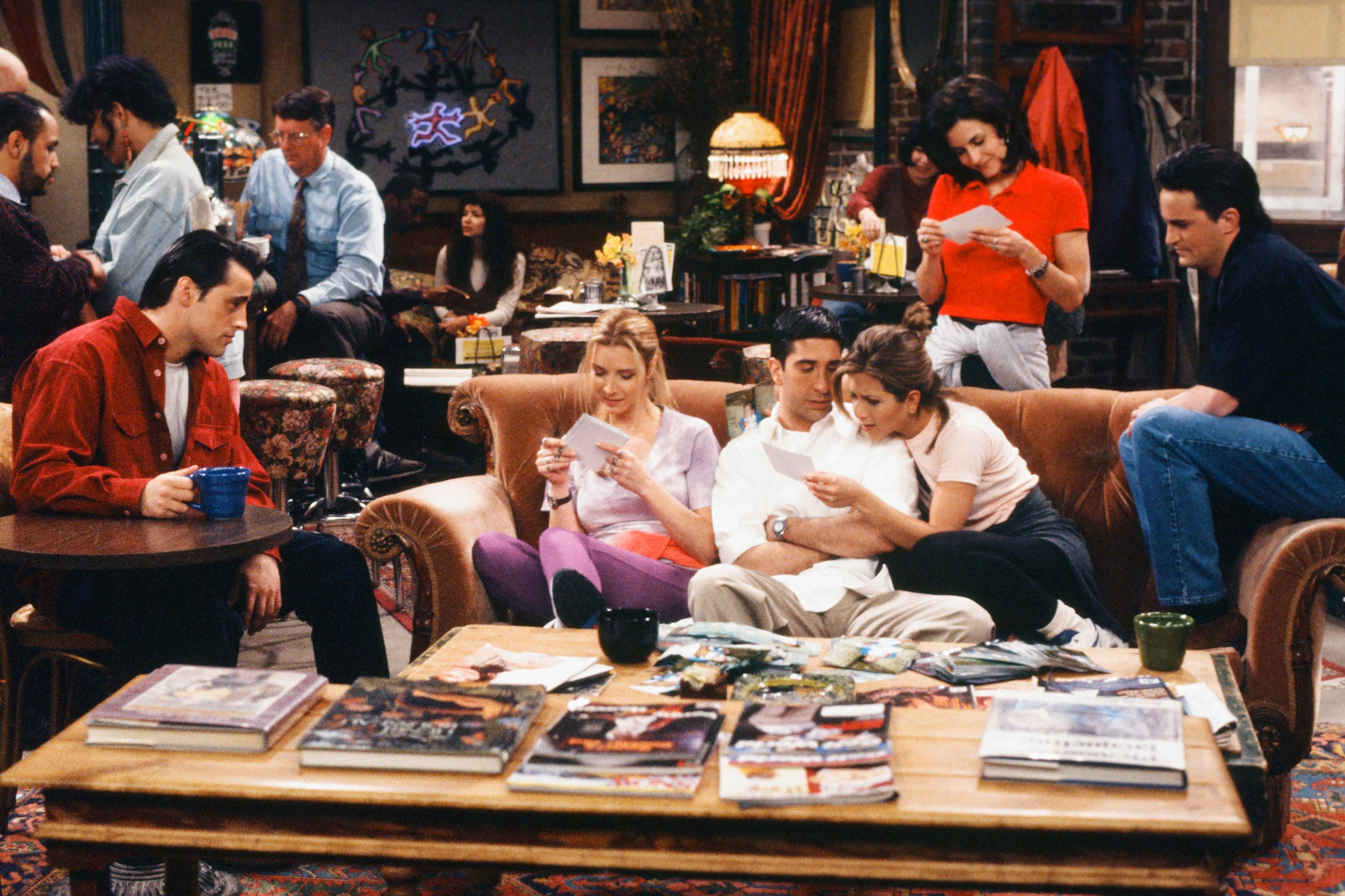 Friends coffee shop Central Perk may become real