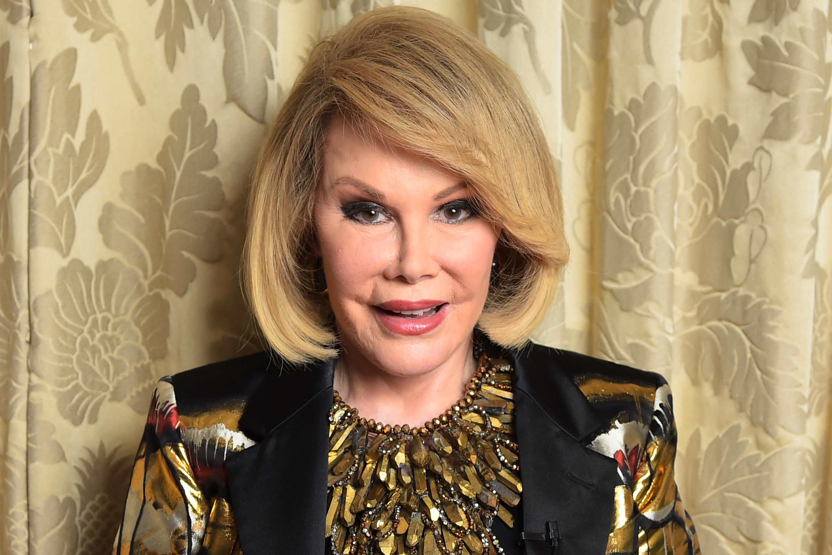 Joan Rivers talks tireless work ethic in previously unaired interview