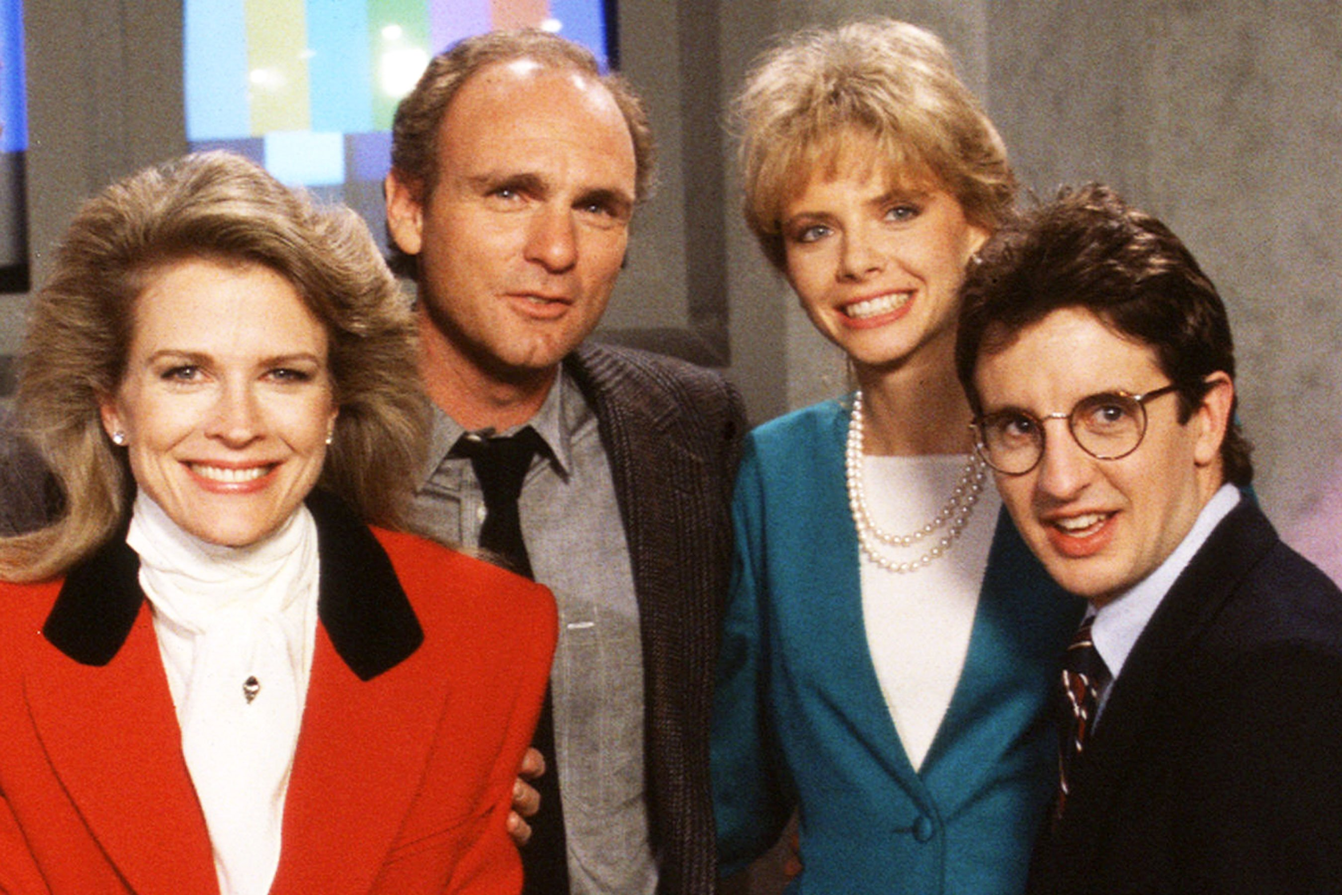 Murphy Brown revival brings back Corky, Frank, and Miles