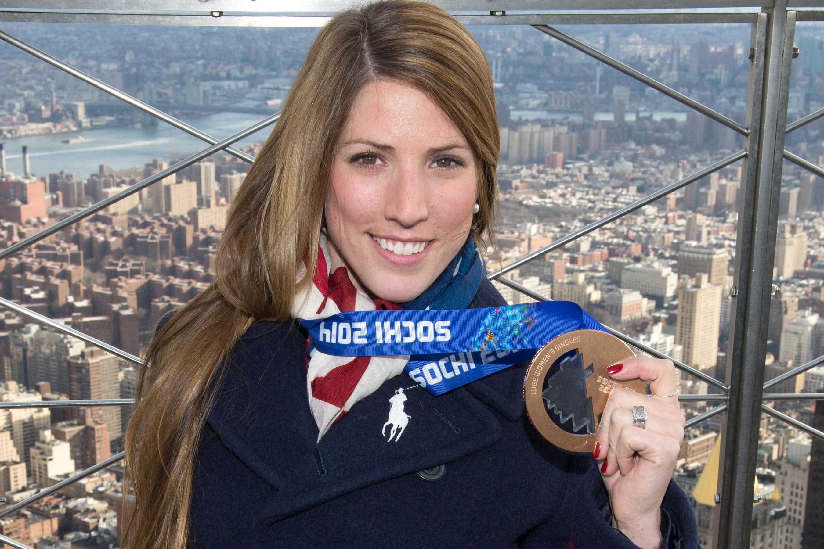 Olympics Opening Ceremony: Who is U.S. flag bearer Erin Hamlin?