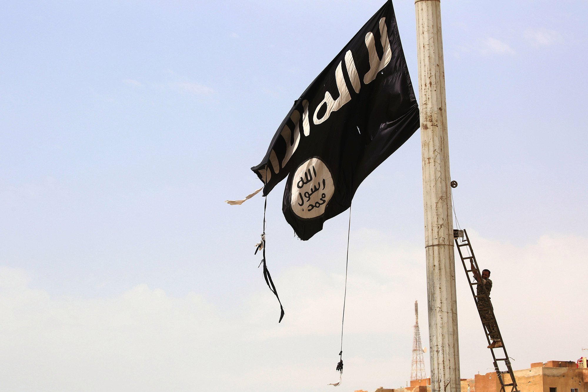 American ISIS wannabe extradited from Tunisia to US