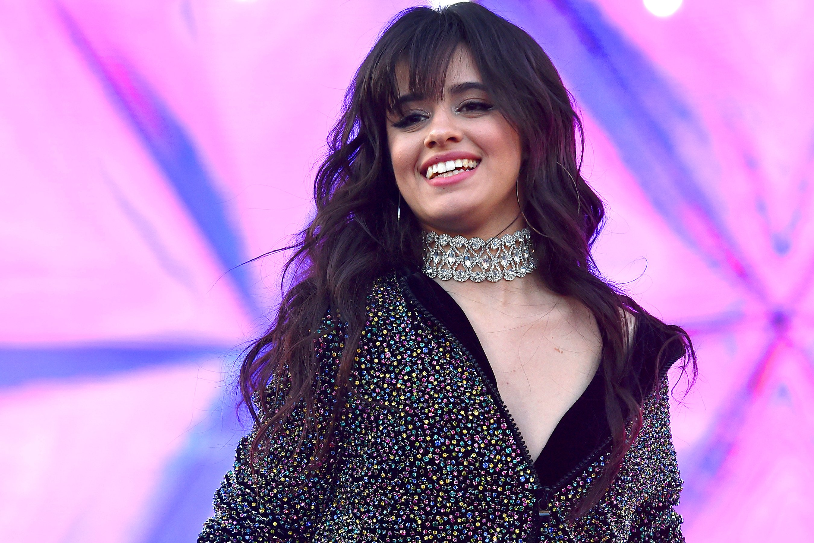 Camila Cabello announces 'Never Be The Same' tour dates