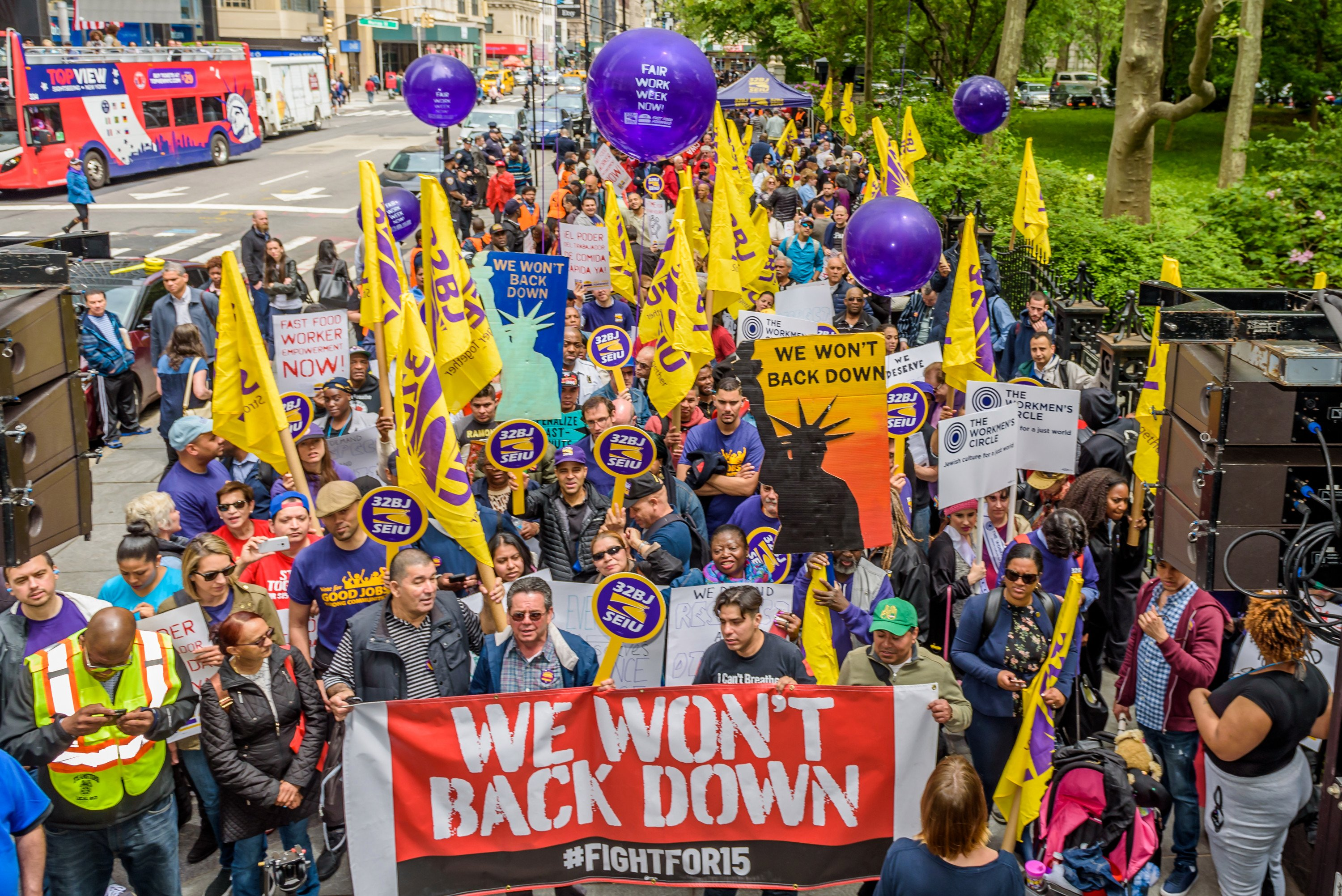 City allowed union to edit legislation for fast-food workers