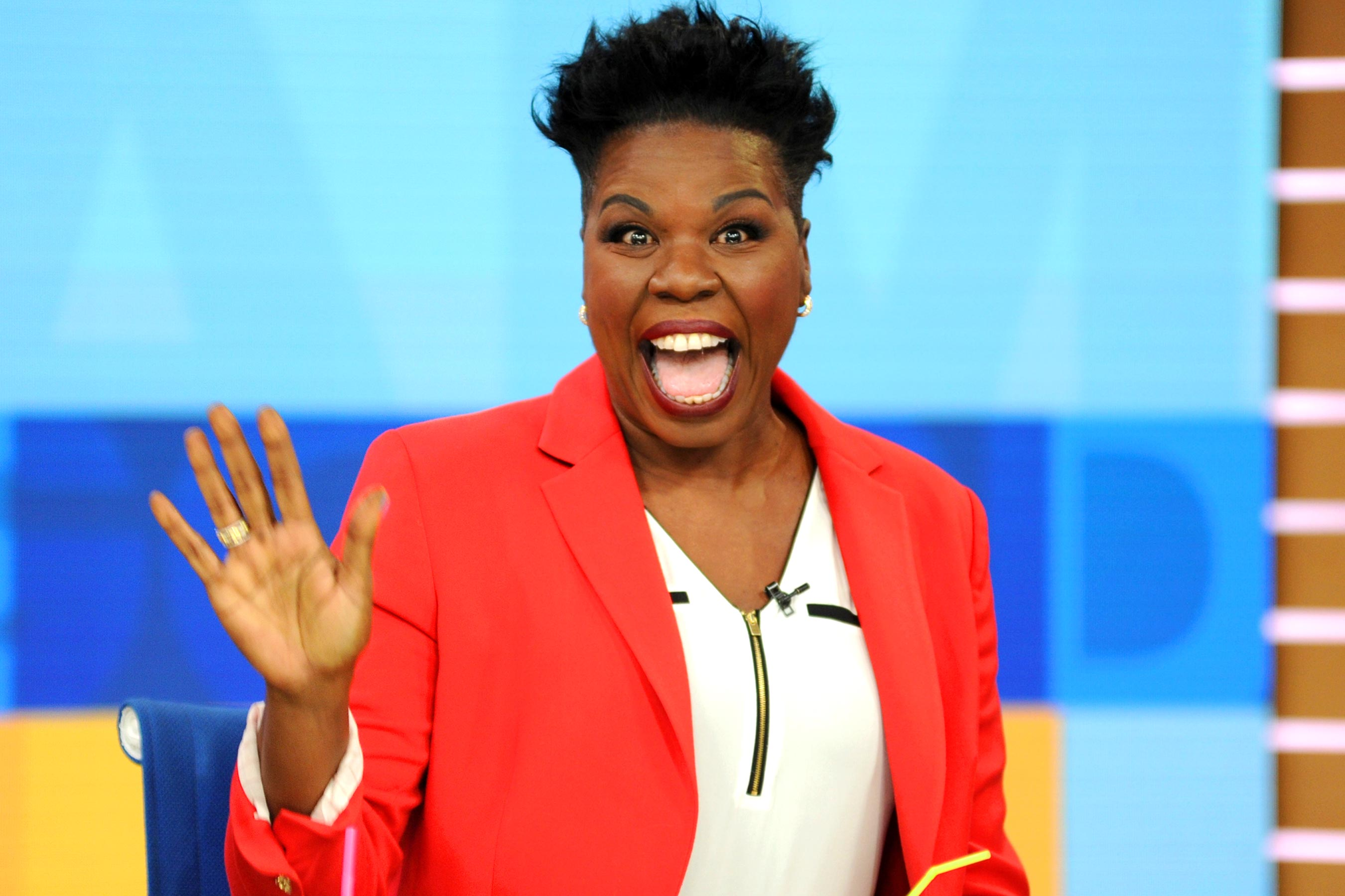Olympics 2018: Leslie Jones has arrived in PyeongChang