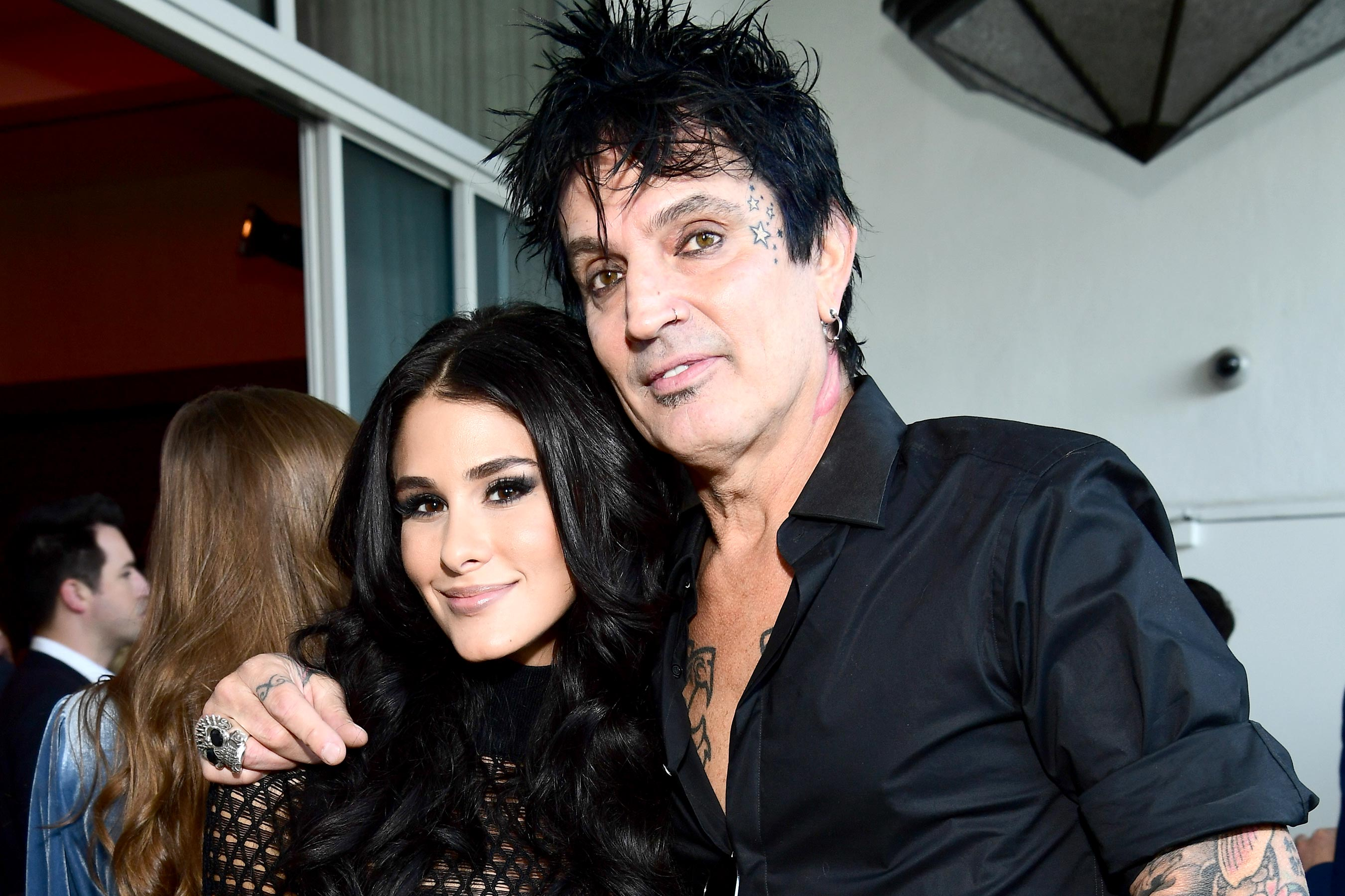 Tommy Lee reveals engagement to Brittany Furlan