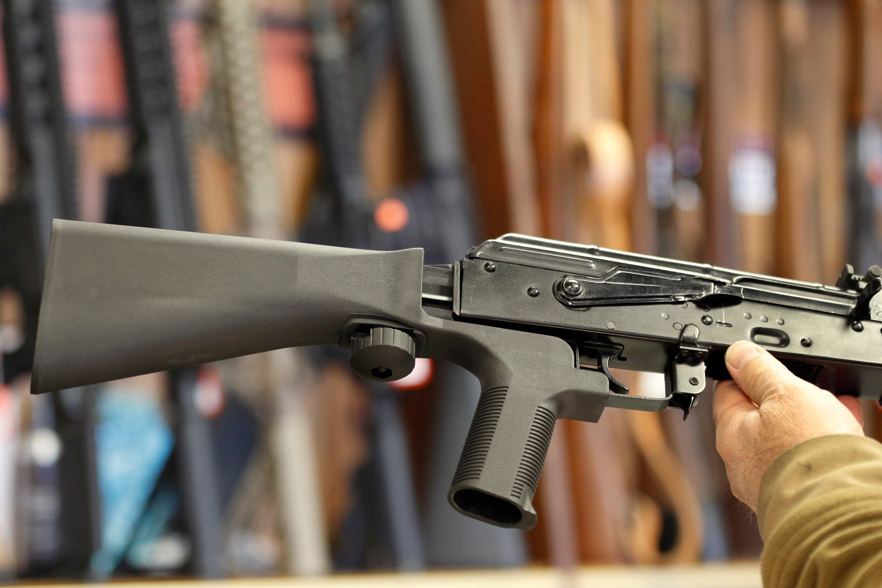 Trump directs attorney general to propose bump stock ban