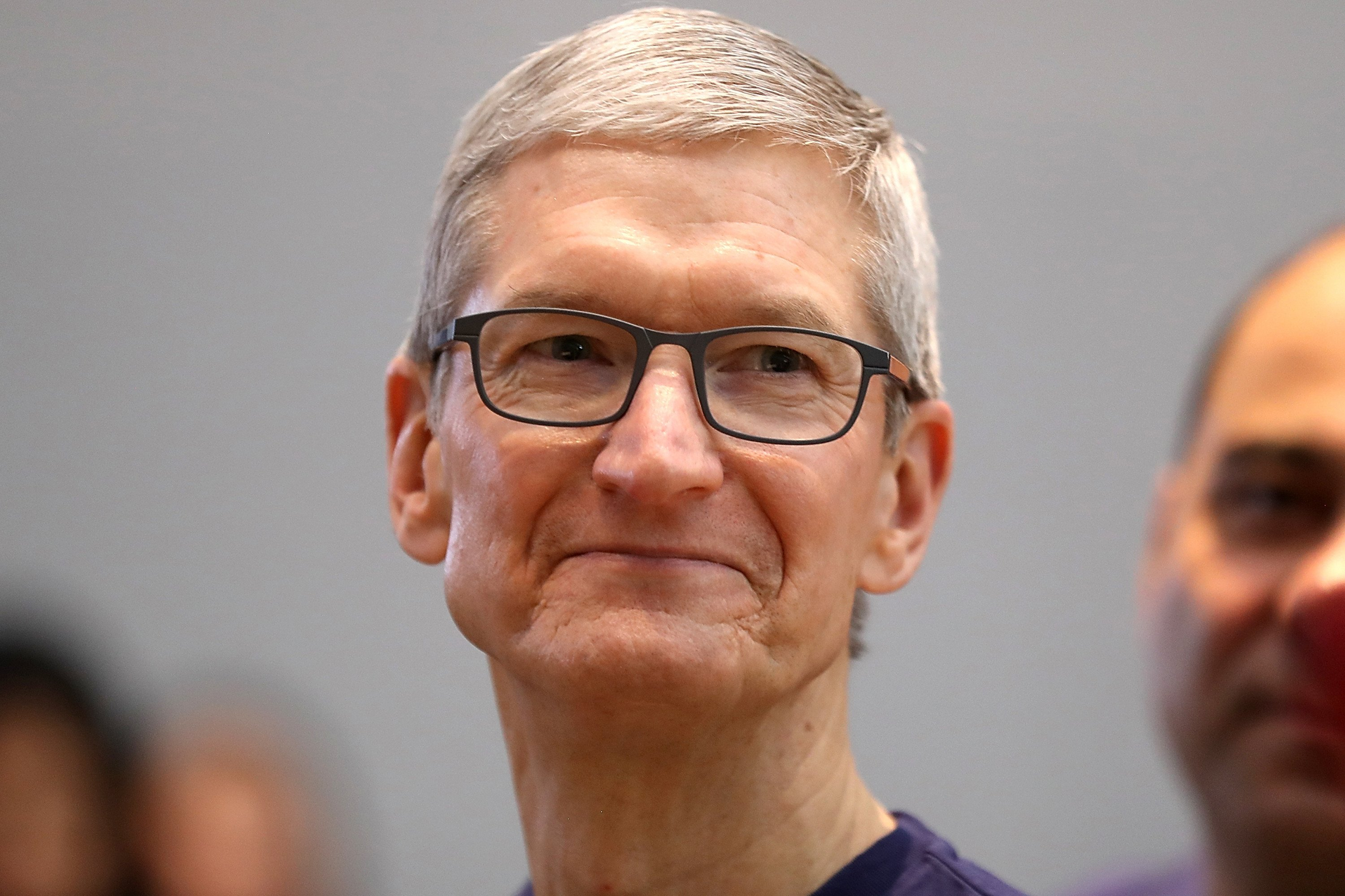 """Tim Cook would end quarterly earnings reports if he were """"king'"""