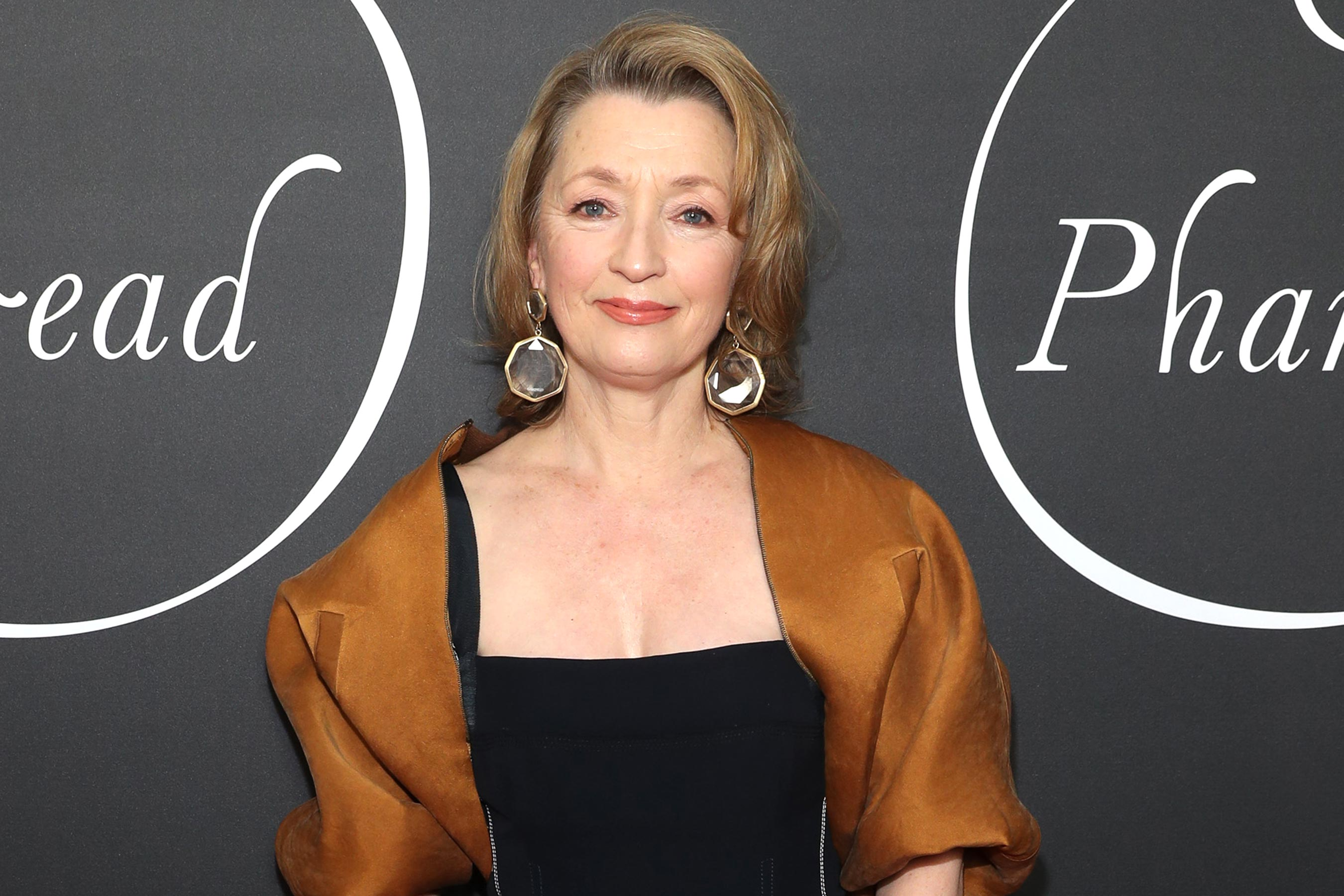Lesley Manville wants Meryl Streep to become her 'bestie'
