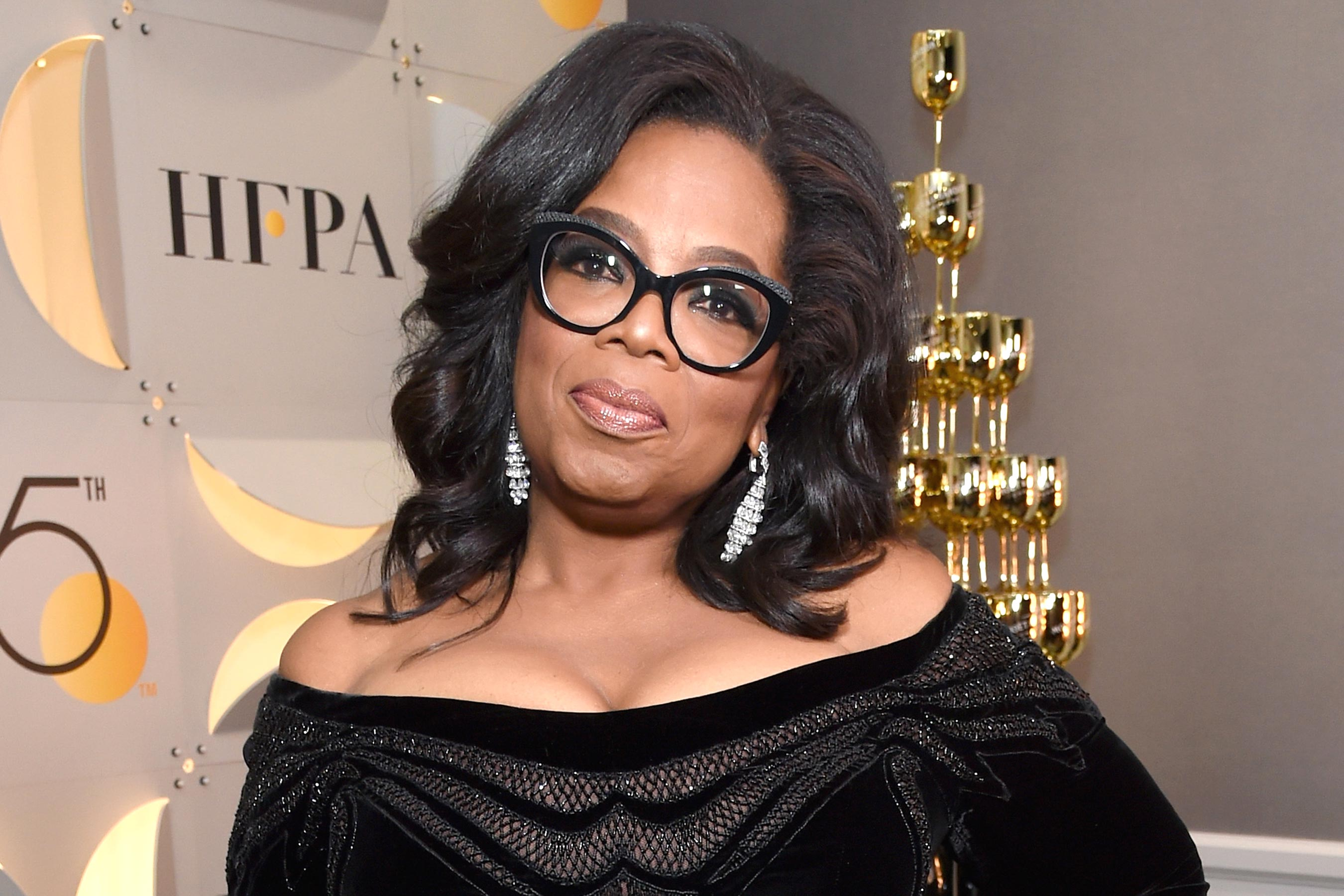 Oprah Winfrey officially shoots down presidential run in first post-Globes interview