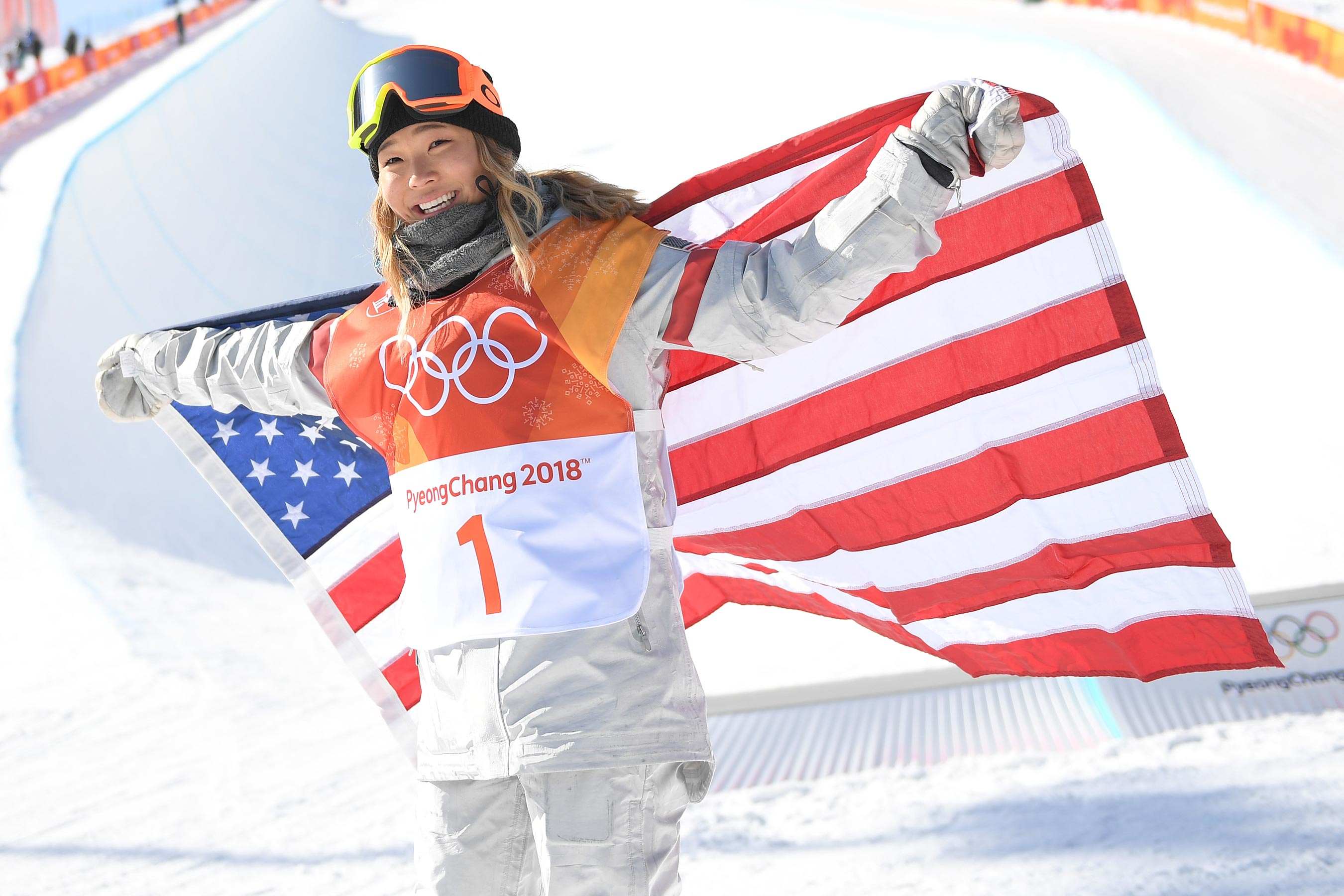 Olympics 2018: Snowboarder Chloe Kim's best moments
